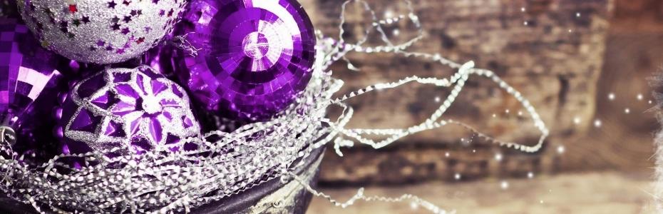 christmas purple 1