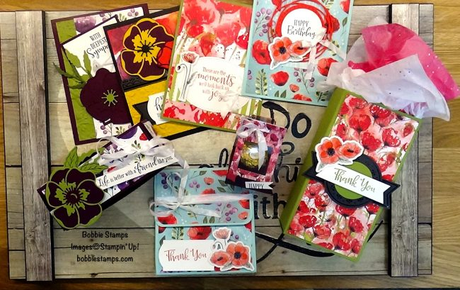 February Kit Club Projects