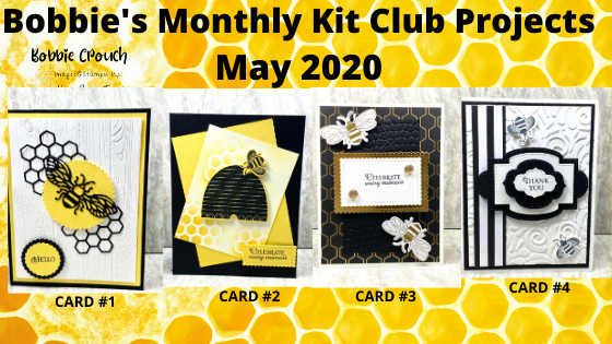 May 2020 Kit Club Projects