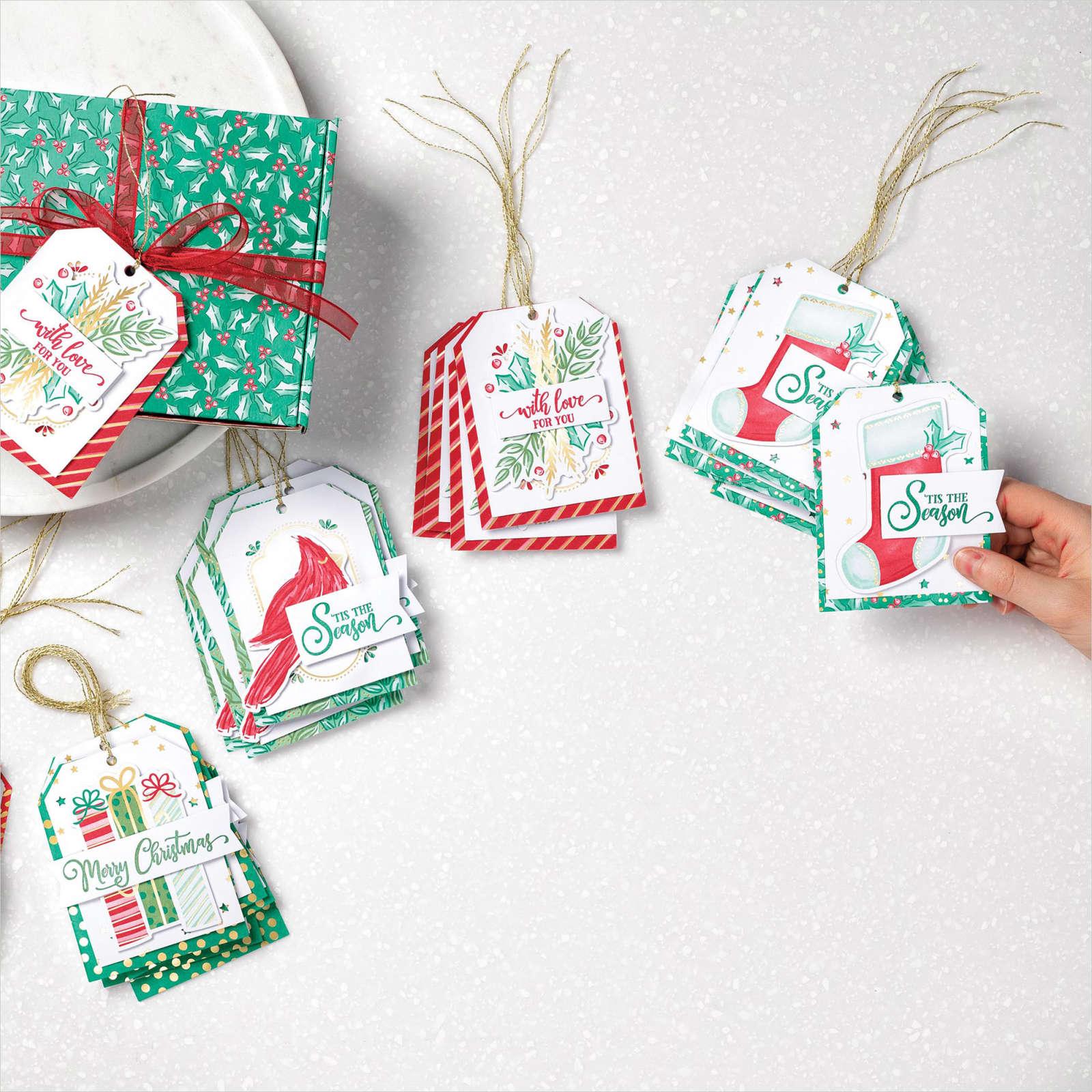 Tag Buffet Gift Tag Kit
